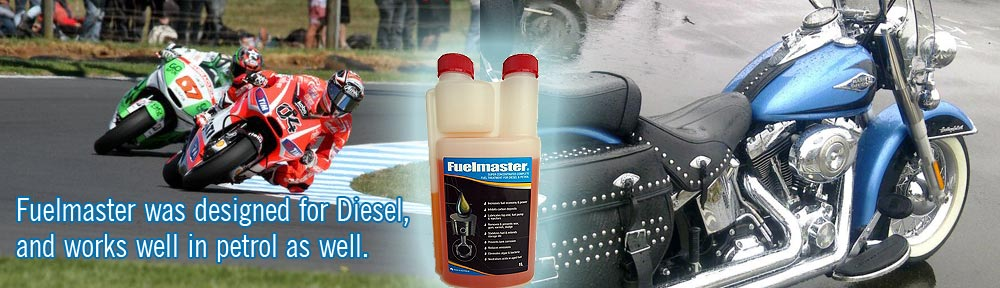 Fuelmaster additive suitable for petrol as well as diesel